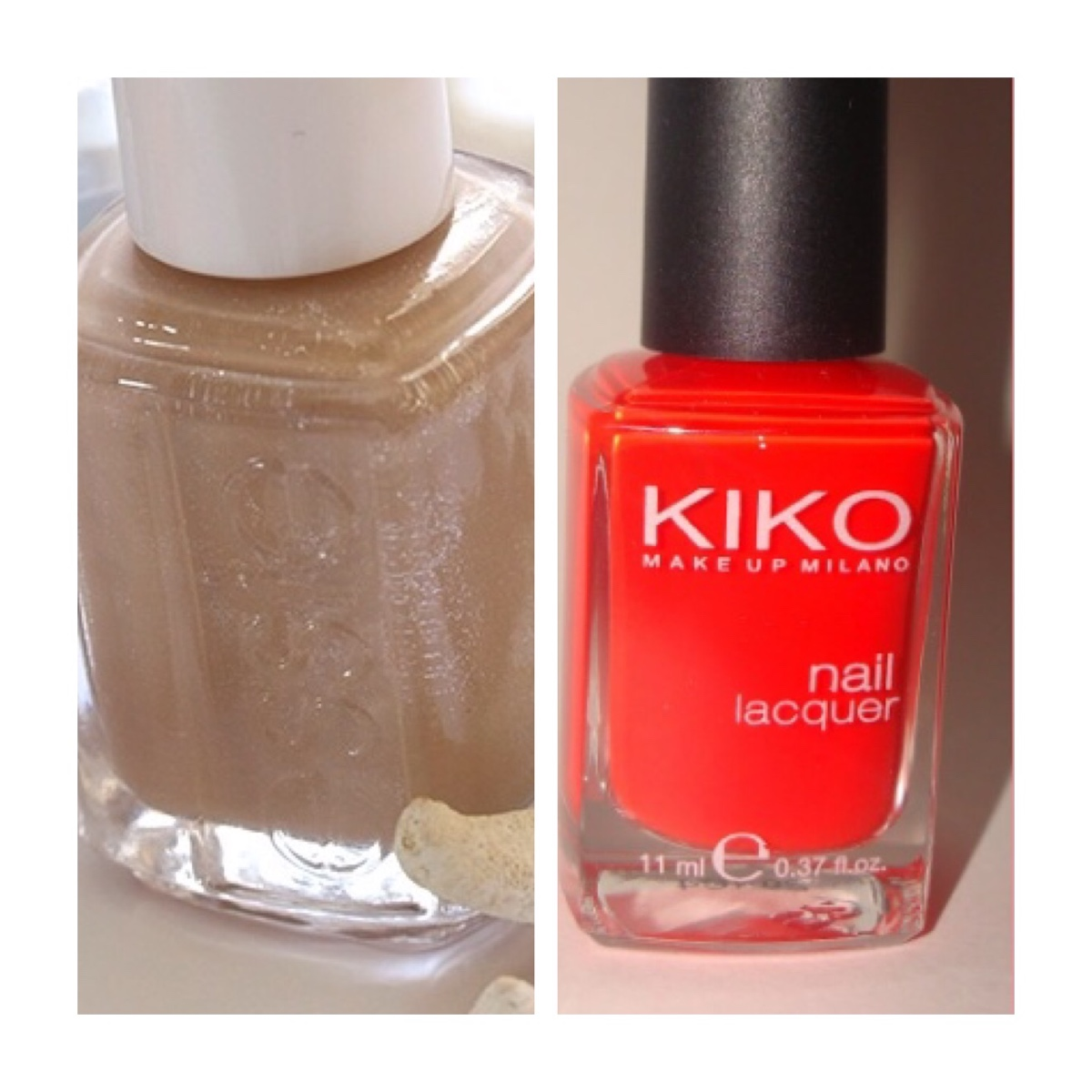 Essie and Kiko