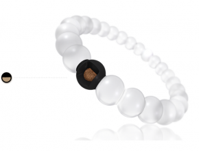 Lokai Black Bead