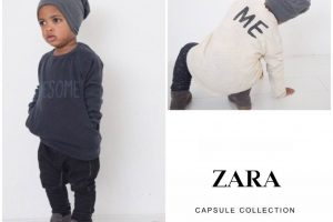 Zara Capsule Boy