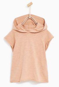 Zara capsule SS17 mouwloos tshirt
