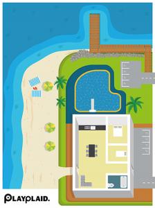 Playplaid Beach