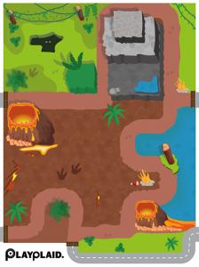 Playplaid Jungle