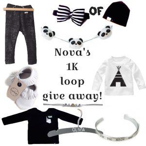 Nova's 1K Loop Give Away
