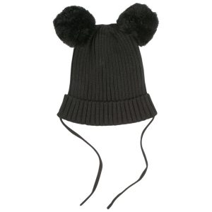 Mini rodini black Ear hat