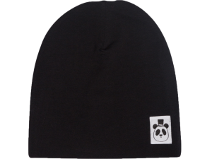 Mini Rodini black beanie