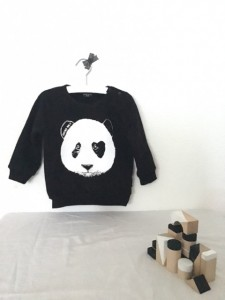Sweater weather - Lucky no 7 Panda