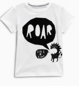 Next - Roar Shirtje