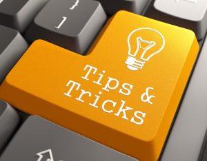 Swap tips