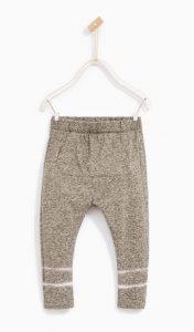 Zara capsule SS17 verwassen gemeleerde legging