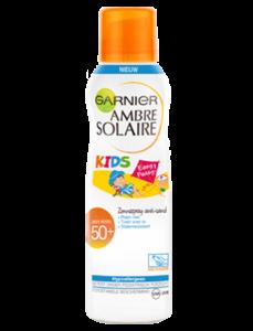 Garnier Amre Solair Kids Zonnebrandspray Anti Zand