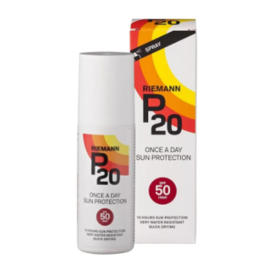 P20 once a day sun protection